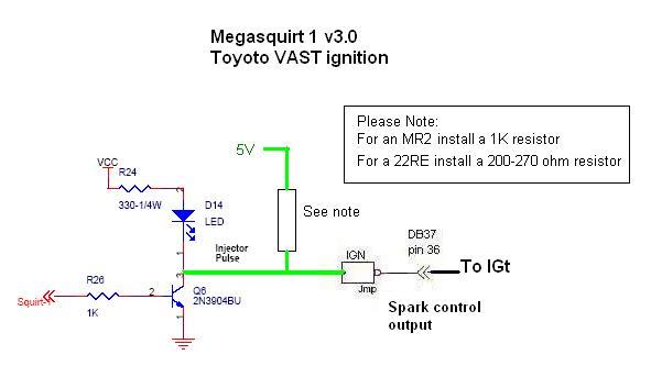 Megasquirt w/ Nissan Optical Distributor
