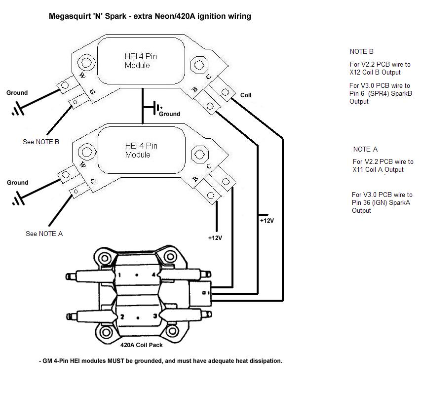 the wiring diagram attached shows general for a v22 or