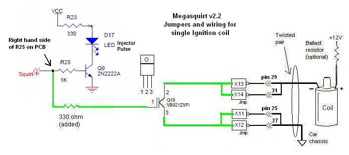 Megasquirt Distributor Ignition